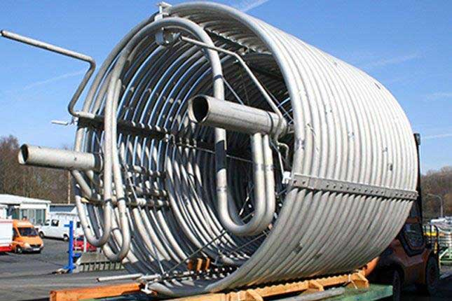 tube coil systems